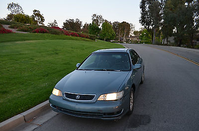 Acura : CL Premium Coupe 2-Door 1999 acura cl premium coupe 2 door 3.0 l