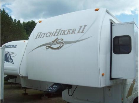 2007 Nuwa HitchHiker II LS 32.5 UKTG