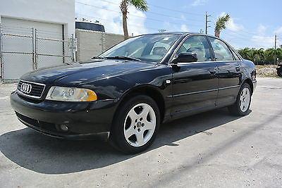 Audi : A4 4dr Sdn 2.8L 2001 audi a 4 sedan 5 speed