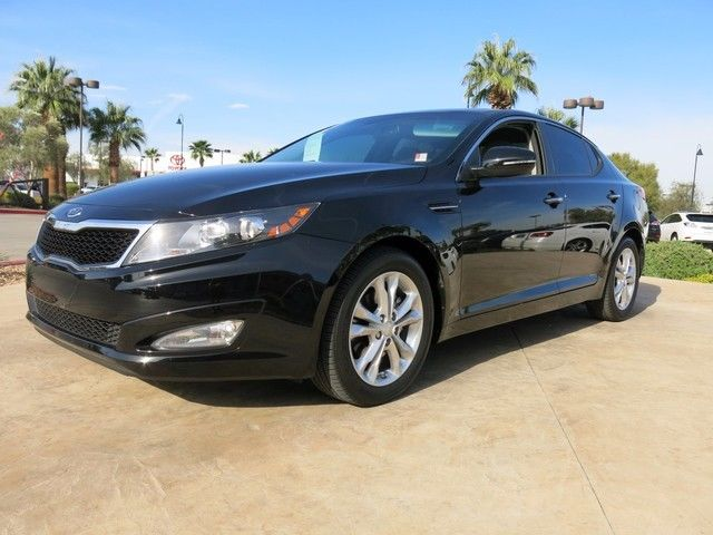 Kia : Optima 2.4 EX 2.4 ex 2.4 l 1 owner clean carfax bluetooth remote keyless entry