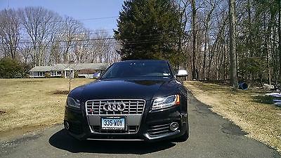Audi : S5 Base Coupe 2-Door 2008 audi s 5 coupe 4.2 quattro mt 6