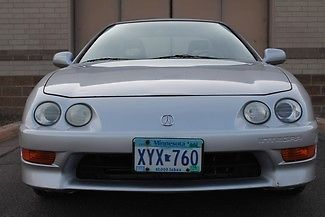 Acura : Integra GS 2001 silver gs