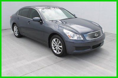 Infiniti : G35 AWD Sedan 2008 infinity g 35 sedan 79 k miles awd leather heated seats sunroof we finance