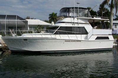 1984 Uniflite DCMY Cruiser