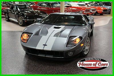 Ford : Ford GT ford, ford gt, gt40, 4 option car 2006 used 5.4 l v 8 32 v manual coupe premium