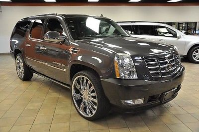 Cadillac : Escalade Premium RES NAV SR 2010 cadillac premium res nav sr