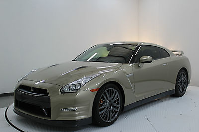 Nissan : GT-R Premium 2016 nissan gt r premium 45 th anniversary gold edition rare 22 made only
