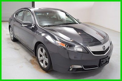 Acura : TL SH-AWD 3.7L V6 Sedan Sunroof Leather heated seats FINANCING AVAILABLE!! 58k Miles Used 2012 Acura TL AWD 6 CD Aux-In Bluetooth