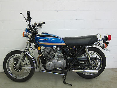 Kawasaki : Other KAWASAKI KZ400 1974 RECOVERED THEFT IN GREAT CONDITION!