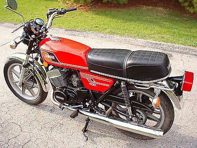 Yamaha : Other 1977 yamaha rd 400 rd 400