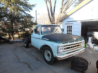 Ford : Other Pickups F350 1961 ford f 350 truck