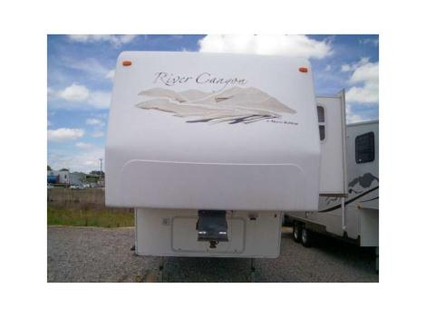 2004 Travel Supreme 36 F River Canyon Fifth Wheel