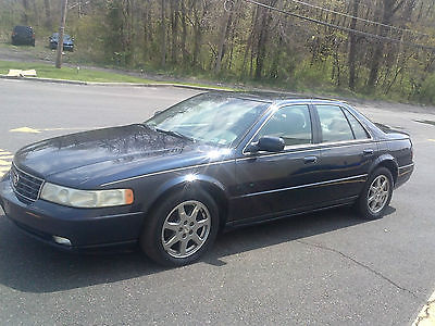 Cadillac : Seville STS 2002 cadillac seville sts clean inside and out