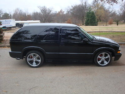 20+ 1996 Chevy Blazer S10