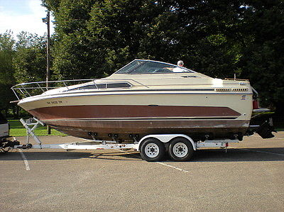 1986 Sea Ray 268 Sundancer - Excellent Condition