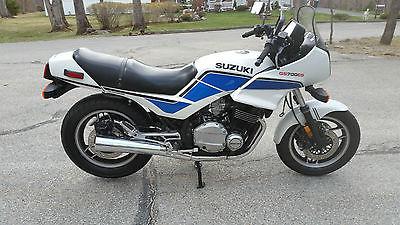 Suzuki : GS 1985 suzuki gs 700 es