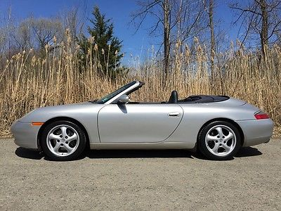 Porsche : 911 Carrera 2 Excellent 1999 C2 Cabriolet - IMS Bearing update!