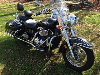 2003 Kawasaki Vulcan Nomad Motorcycles for sale