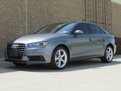 Audi : A3 Premium 2.0T Quattro Audi A3 Quattro 2.0T Premium! Navigation! Loaded! S Tronic! Warranty! Clean!
