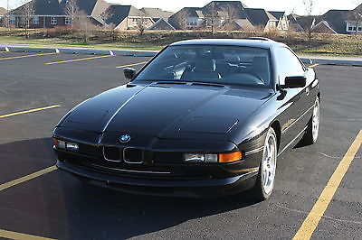 BMW : 8-Series Ci 1993 bmw 850 ci v 12 touring coupe 2 door v 12 in great shape fully loaded