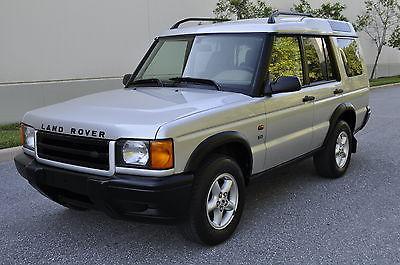 Land Rover : Discovery SD 2002 03 04 01 land rover discovery sd 67 k miles freelander lr 3 range rover