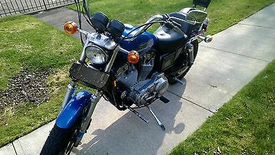 Harley-Davidson : Sportster 79 harley davidson sportster 6 900 original miles wow