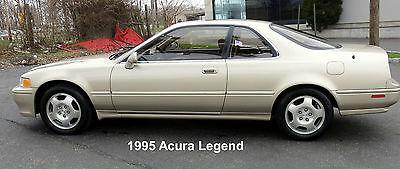Acura : Legend LS Coupe 2-Door 1995 acura legend ls coupe 2 door 3.2 l
