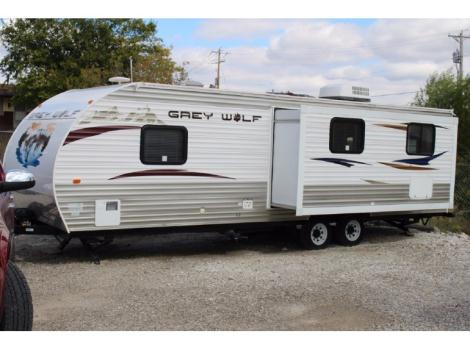 2012 Forest River Cherokee Grey Wolf 26RL