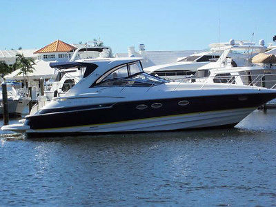Regal 4460 Less Than 450 HOURS Diesel IPS System Clean, Sea Ray, Formula