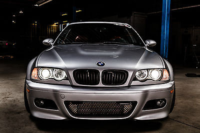 BMW : M3 e46 E46 M3 Active Autowerke edition