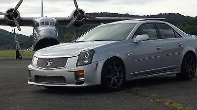 Cadillac : CTS V Sedan 4-Door 2004 cadillac cts v supercharged