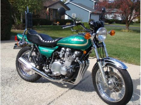 1978 Kawasaki Kz1000 Motorcycles for sale