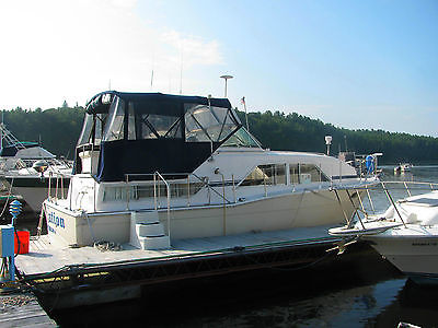 Chris Craft Catalina 50 Boats for sale