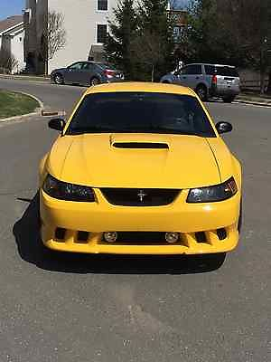 Ford : Mustang GT Coupe 2-Door 1999 mustang gt low miles flawless
