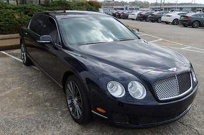 Bentley : Continental Flying Spur Speed 2010 bentley continental flying spur speed
