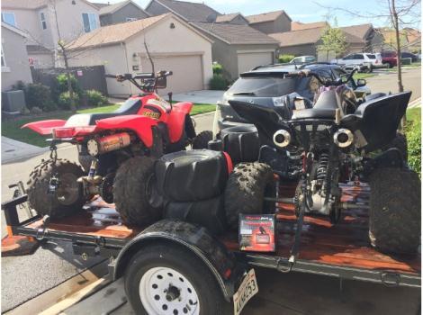 2002 700 raptor motorcycles for sale for Roseville yamaha hours