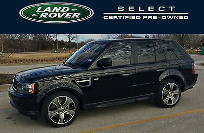Land Rover : Range Rover Sport Supercharged Land Rover CERTIFIED Range Rover Sport Supercharged