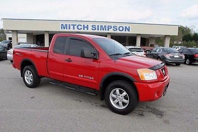 Nissan titan georgia cars for sale for Mitch simpson motors cleveland ga