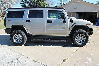 Hummer : H2 Base Sport Utility 4-Door 2005 hummer h 2 base sport utility 4 door 6.0 l