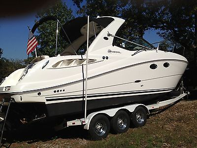 2008 Sea Ray Sundancer 290---Beautiful Just Like New Boat--50 hours--