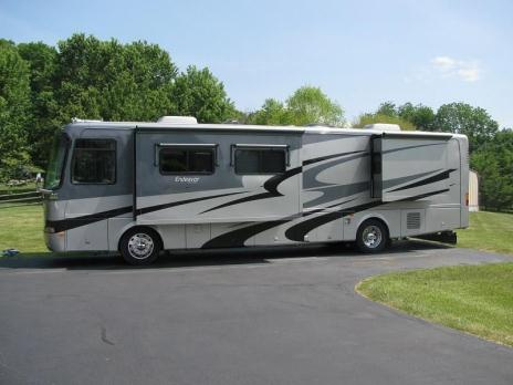 2004 Holiday Rambler Endeavor 38ft Class A Diesel Motorhome