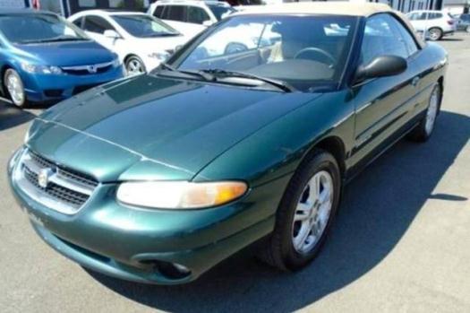 Chrysler Sebring JXI 1996