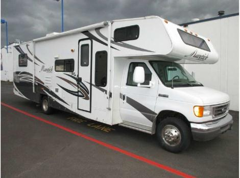 2008 Georgie Boy Maverick Series Class C Mini Motor Home
