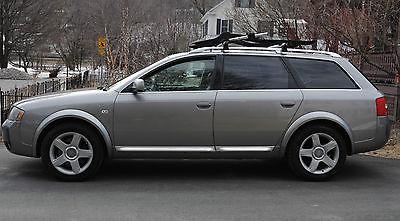 Audi : Allroad 5 Door Wagon 2.7 t second owner