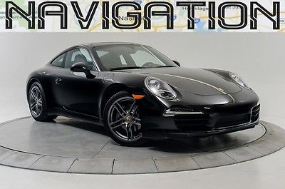 Porsche : 911 2013 carrera 991 pdk nav bose htd seats suede headliner bluetooth audio