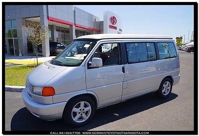 Volkswagen : Other 2002 volkswagen eurovan mv