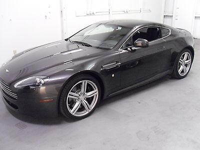 Aston Martin : Vantage Vantage Coupe 2010 aston marton vantage coupe 10 000 miles