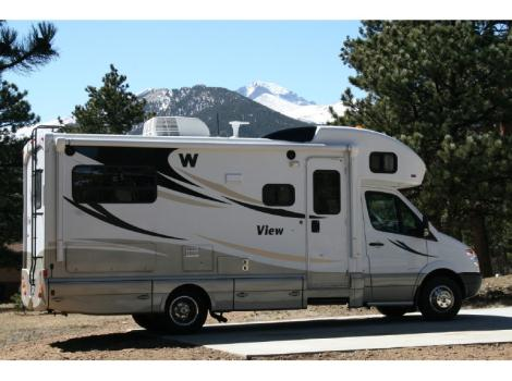 2012 Winnebago View 24J