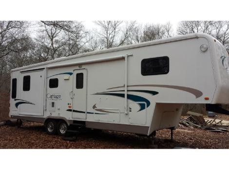 2002 Carriage Cameo 34CK3