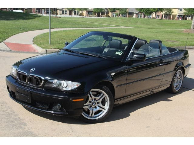BMW : 3-Series CONVERTIBLE 2004 bmw 330 ci convertible rust free low miles clean title